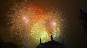 Lithuania's tenure as European Capital of Culture started with a bang with the New Year's Eve fireworks, but will it be remembered as a fizzle?