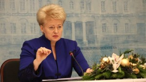LIthuanian President Dalia Grybauskaitė ordered a second parliamentary inquiry after saying she was dissatisfied with the inconclusive results of the first one.