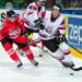 Canadians blow out Latvia